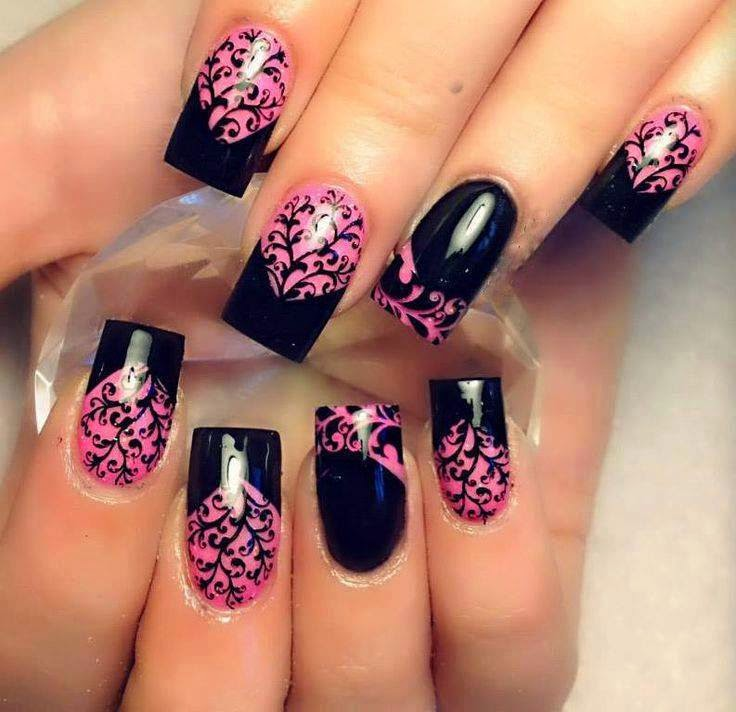 Latest Fashion Design And Early Modern Times Summer Nails Art