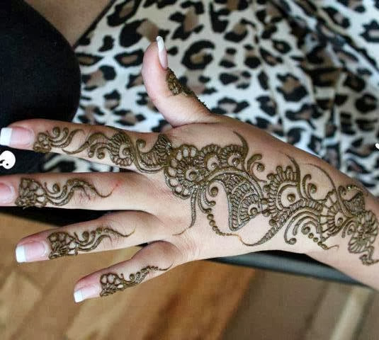 Eid Mehndi Designs Wallpapers Free Download
