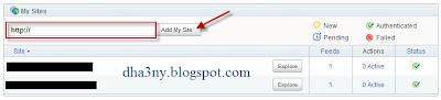 Cara Submit Blog ke Yahoo