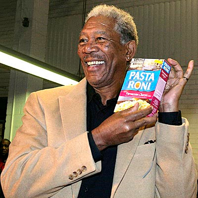 I know, right?: Photo Essay: Morgan Freeman being cooler ...
