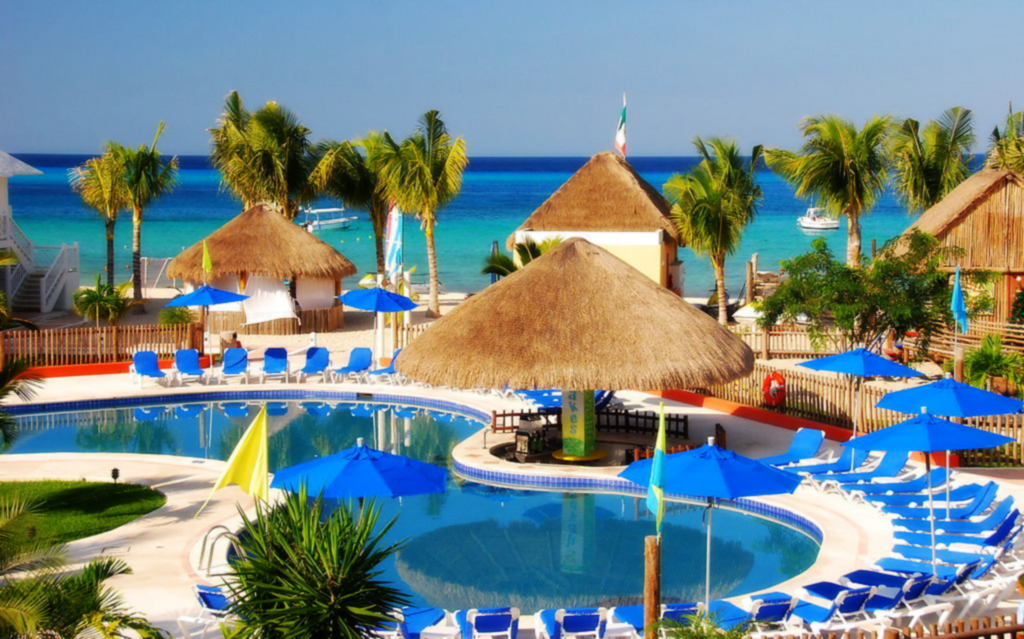 Romantic getaways mexico honeymoon great honeymoon place for Tropical vacations for couples