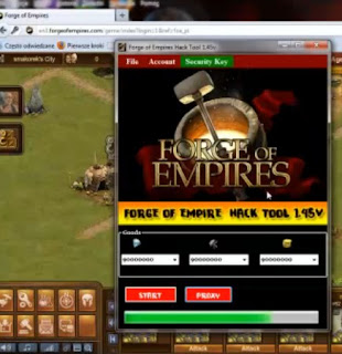 GaMe HaCk MaG: Forge of Empire Hack Tool 1.45v
