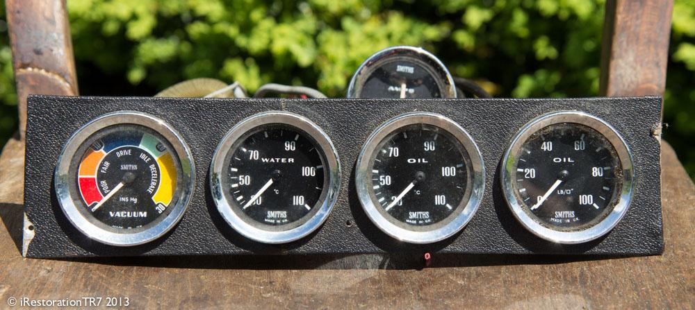 Smiths gauges