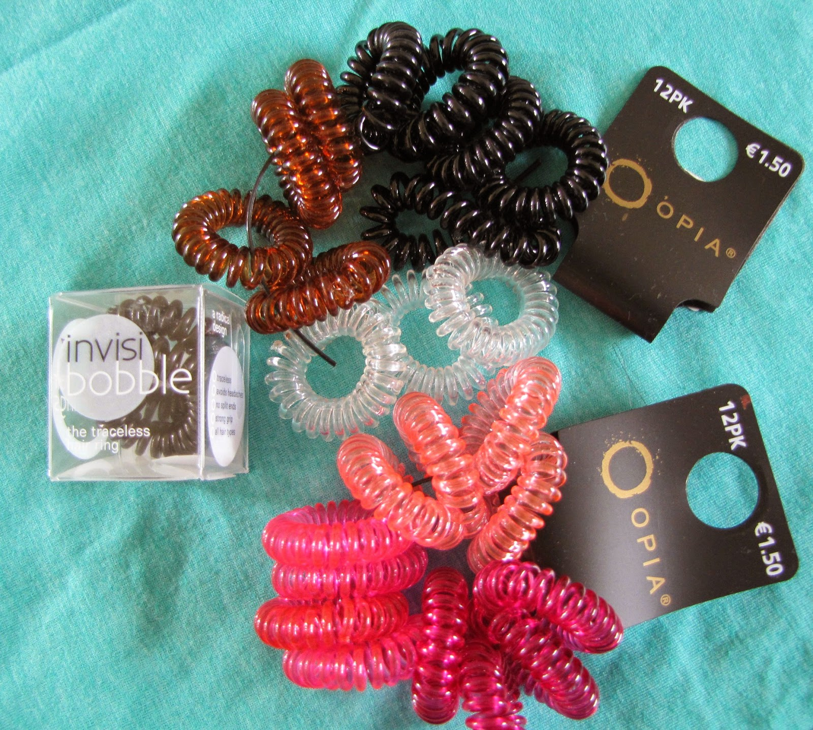 Girlwiththeskew-Earring  Invisibobble   the OPIA knockoff   standoff 264f7ee384f