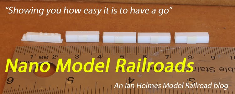 Nano Model Railroading