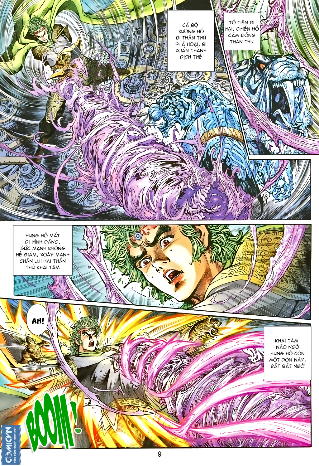 Thần binh huyền kỳ 3 - 3.5 tập 81 - 8