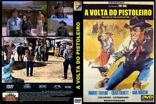 A VOLTA DO PISTOLEIRO (AGORA LEGENDADO E REMASTERIZADO)