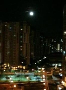 Sengkang Central @ 8.27 malam