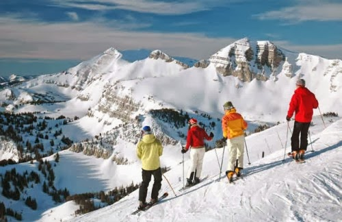 Jackson Hole, Wyoming - The Top Ski Resorts for Families In The World