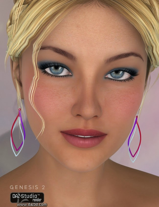 Boîte à bijoux Boucles d'oreilles-