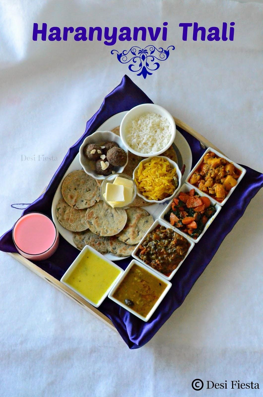 Haryana Food
