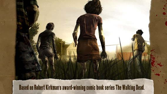 The Walking Dead The Complete First Season apk
