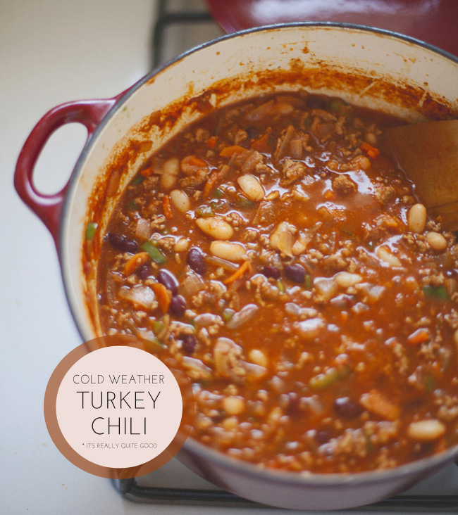 roy joy: Fall is Here: My Favorite Turkey Chili Recipe