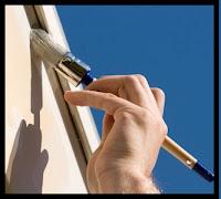 Πώς μπορούμε να ξεχωρίσουμε σε έναν τοίχο εάν είναι βαμμένος με πλαστικό χρώμα ή υδρόχρωμα