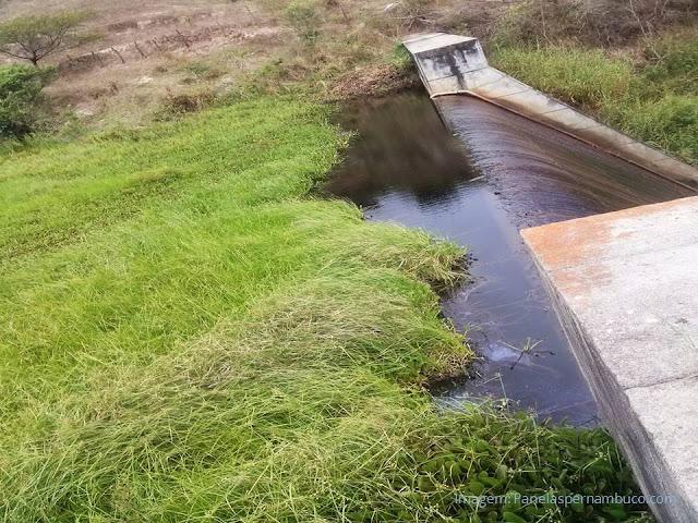 barragem do distrito de Cruzes