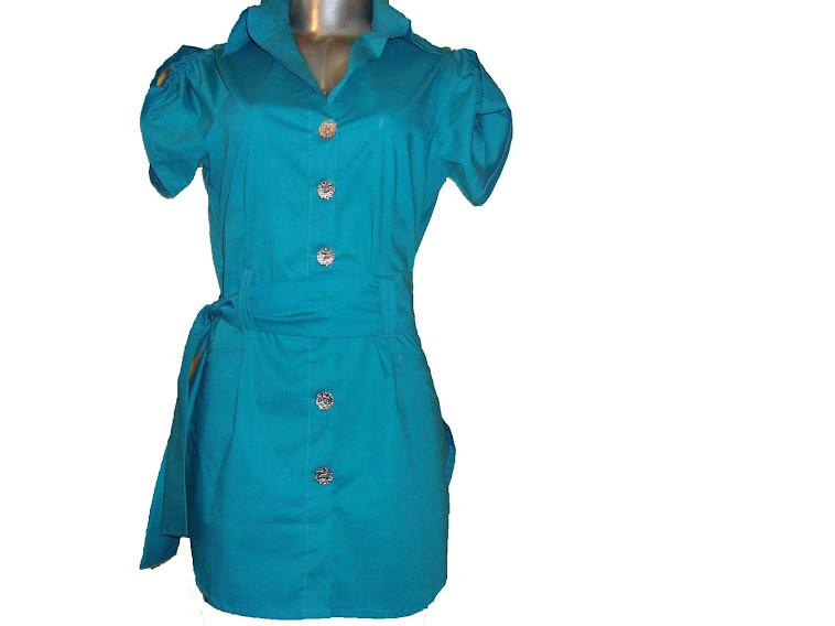 camisao de tricoline
