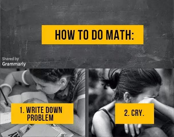 how to do math?