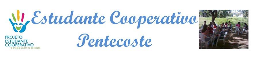 ESTUDANTE COOPERATIVO PENTECOSTE