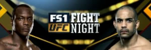 Vídeo da luta - Ovince St-Preux x Rafael Feijão