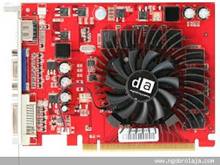 VGA Card SPARKLE GeForce GT 210 512MB