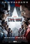 Capitán América: Guerra civil pelicula