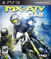 MX vs. ATV Alive – PS3