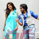 Kajal Agarwal Naga Chaitanya in Dhada Telugu Movie Stills