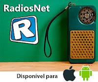 CLIQUE NA IMAGEM E BAIXE O RÁDIOS NET E LEVE A RÁDIO CATARINA FM ONLINE COM VOCÊ