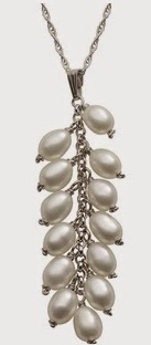 Collares y Gargantillas con Perlas, parte 2