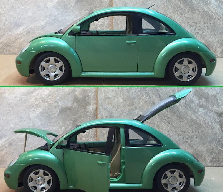 1990s VW Beetle ~