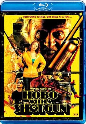 Filme Poster Hobo With A Shotgun BDRip UNRATED XviD & RMVB Legendado