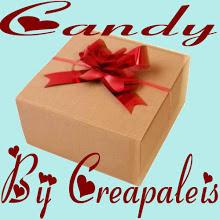 Candy bij Creapaleis bij 300 volgers