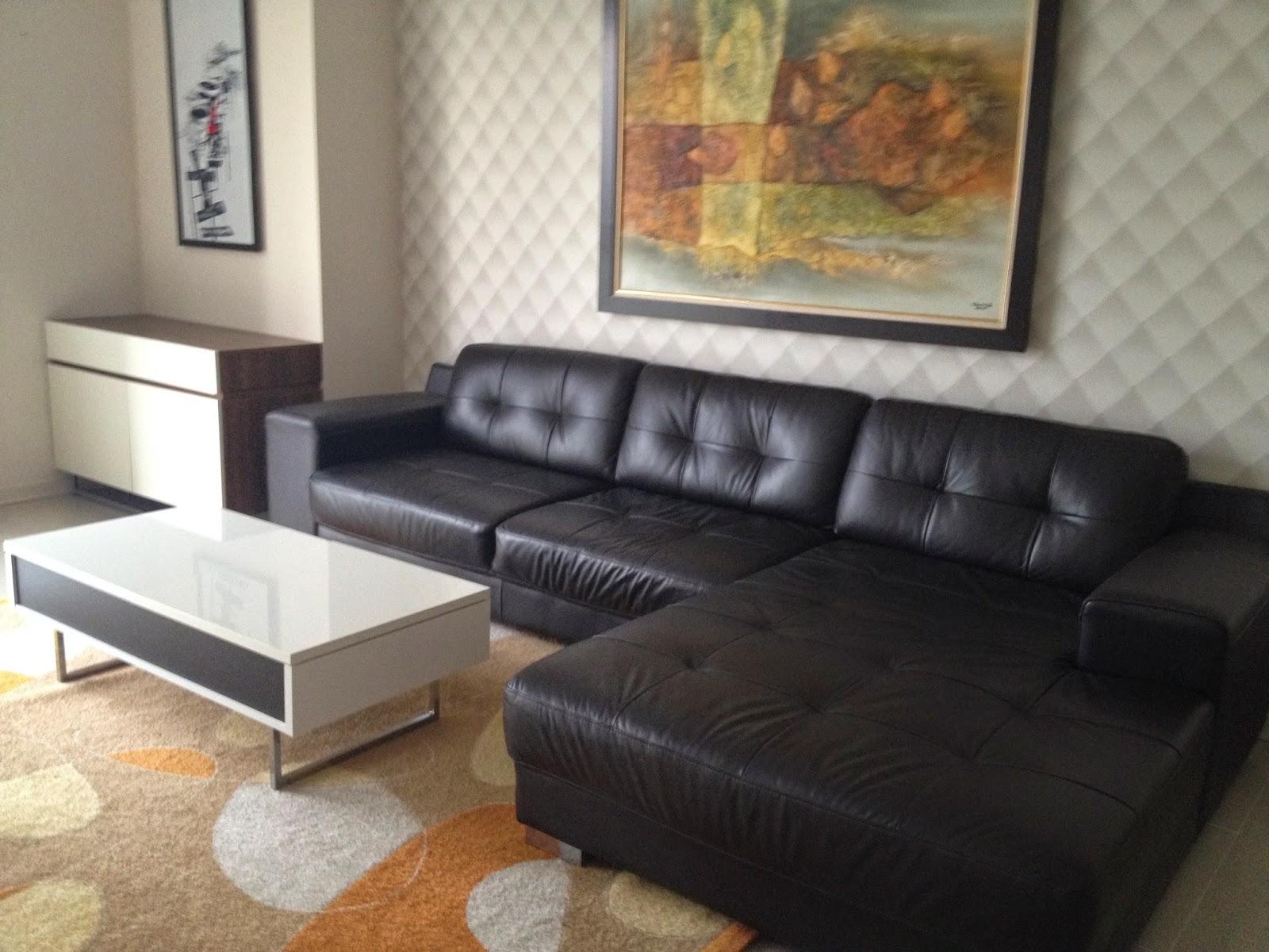 Phòng khách chung cư cao cấp Imperia An Phú 3 phòng ngủ