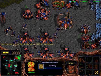 星海爭霸1-怒火燎原綠色免安裝硬碟版+多無限礦+RPG地圖+密技密碼+版本轉換器下載,StarCraft:Brood War!
