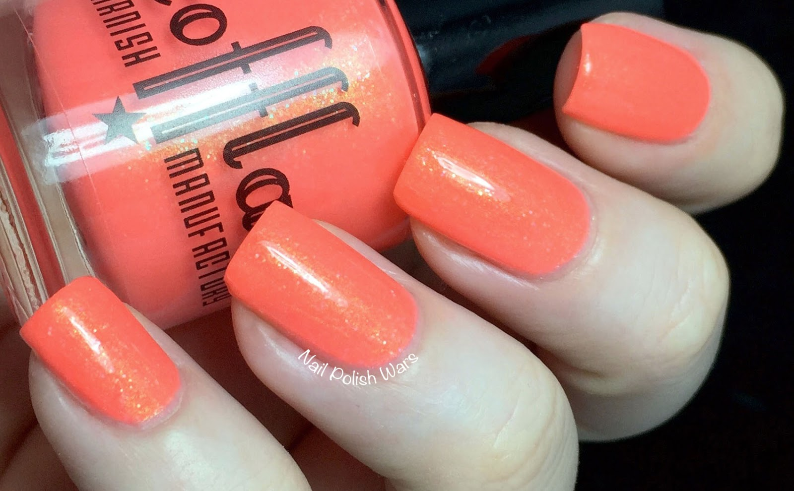 Scofflaw Nail Varnish - Mini Spring 2015
