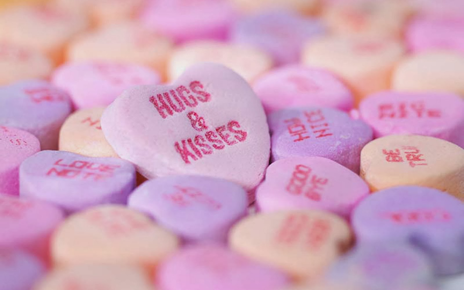 happy valentine hug day and kisses wallpapers 2014 download