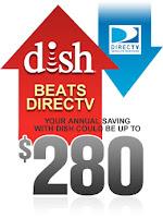 directv vs dish