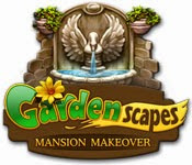 เกมส์ Gardenscapes - Mansion Makeover