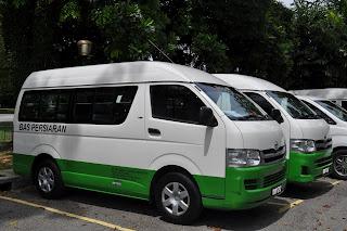 KLIA LCCT Airport Budget Taxi Van Charter