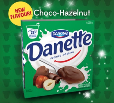 Danone Danette Free Coupon Giveaway