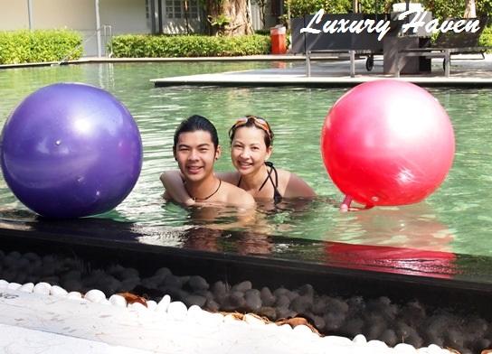 malaysia lone pine hotel penang infinity salt water pool