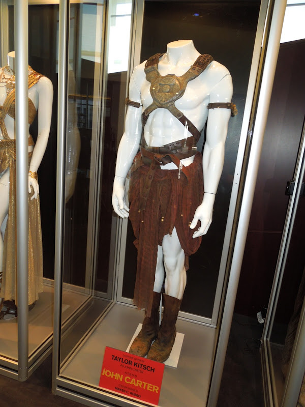 John Carter Taylor Kitsch costume