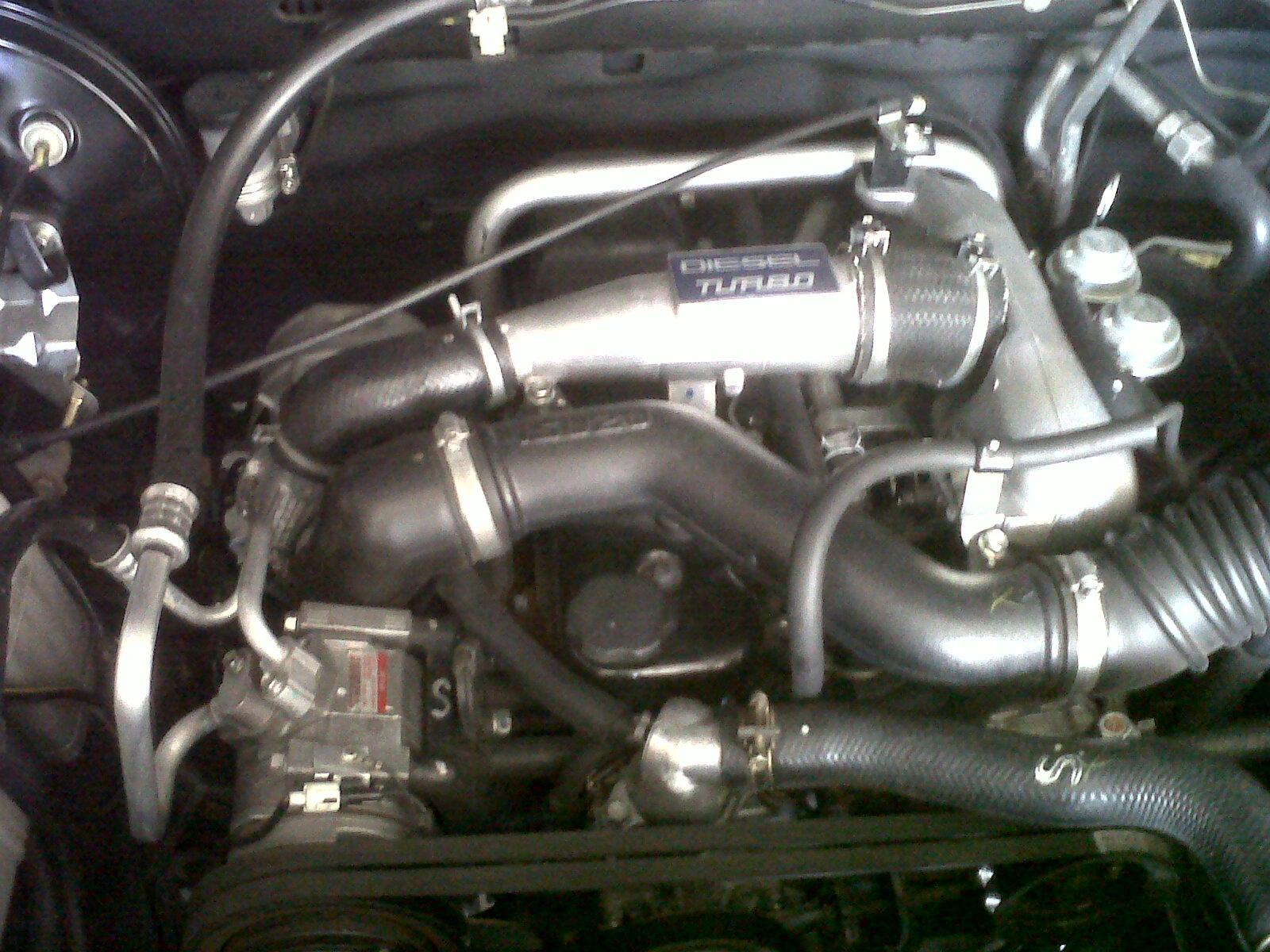 Menaikkan Performa Turbocharger anda dengan Instan
