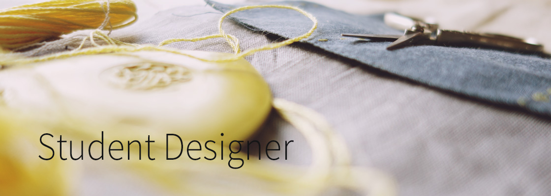 Sabrina - Student Designer
