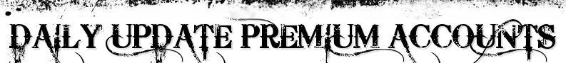 Premiumloader.blogspot, Premium accounts, Günlük premium hesaplar, pregen.tk, Premium generetor,