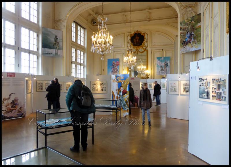 Hermann expo BD Versailles 2015