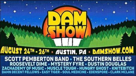 8-24-26 Dam Show, Austin, PA