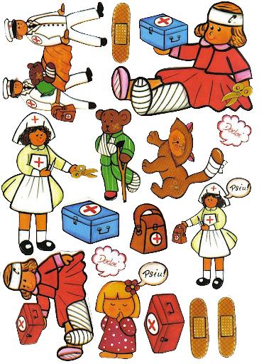 Imagenes animadas de Enfermeria, Gifs animados de
