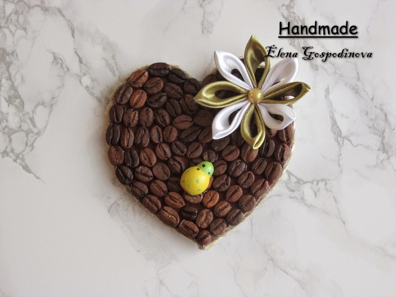 Кофейные магниты своими руками 35