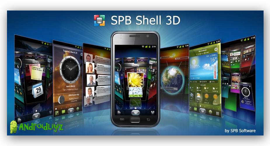 Spb shell 3d v1 5 3 and working patch rooted phones only android